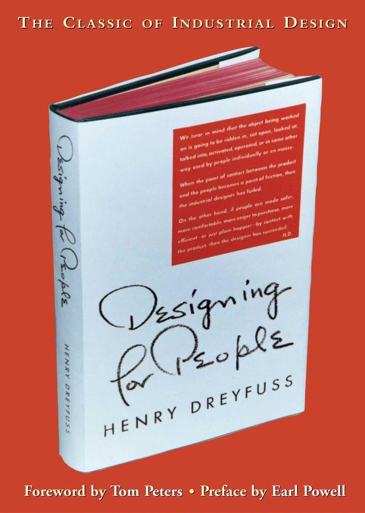 Designing for People als Taschenbuch