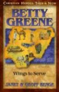 Betty Green: Wings to Serve als Taschenbuch