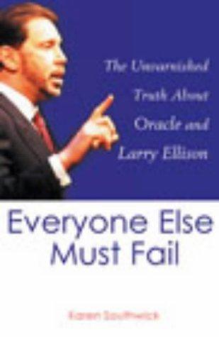 Everyone Else Must Fail als Buch
