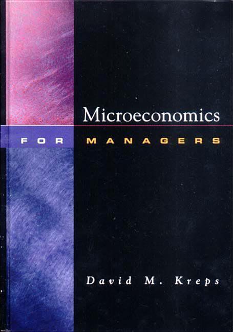 Microeconomics for Managers als Taschenbuch