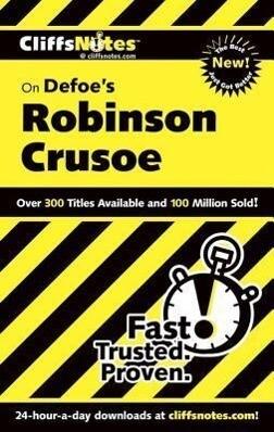 Defoe's Robinson Crusoe als Taschenbuch