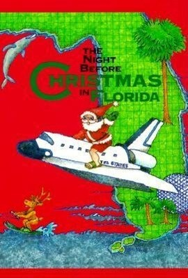 The Night Before Christmas in Florida als Buch