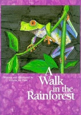 A Walk in the Rainforest als Buch