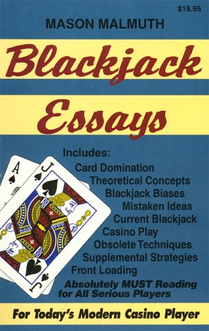 Blackjack Essays als Taschenbuch