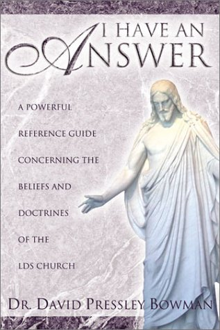 I Have an Answer als Taschenbuch