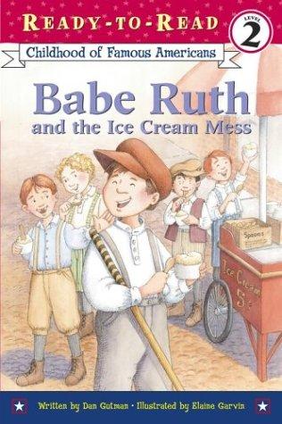 Babe Ruth and the Ice Cream Mess als Taschenbuch