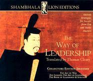 The Way of Leadership: The Art of War/Zen Lessons: The Art of Leadership/The Book of Leadership & Strategy als Hörbuch