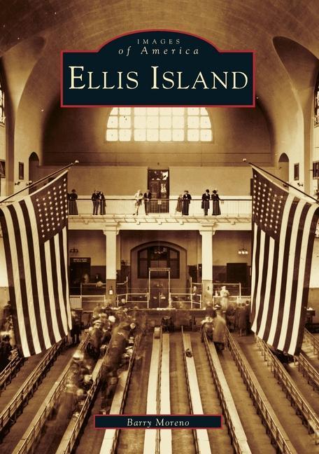 Ellis Island als Taschenbuch