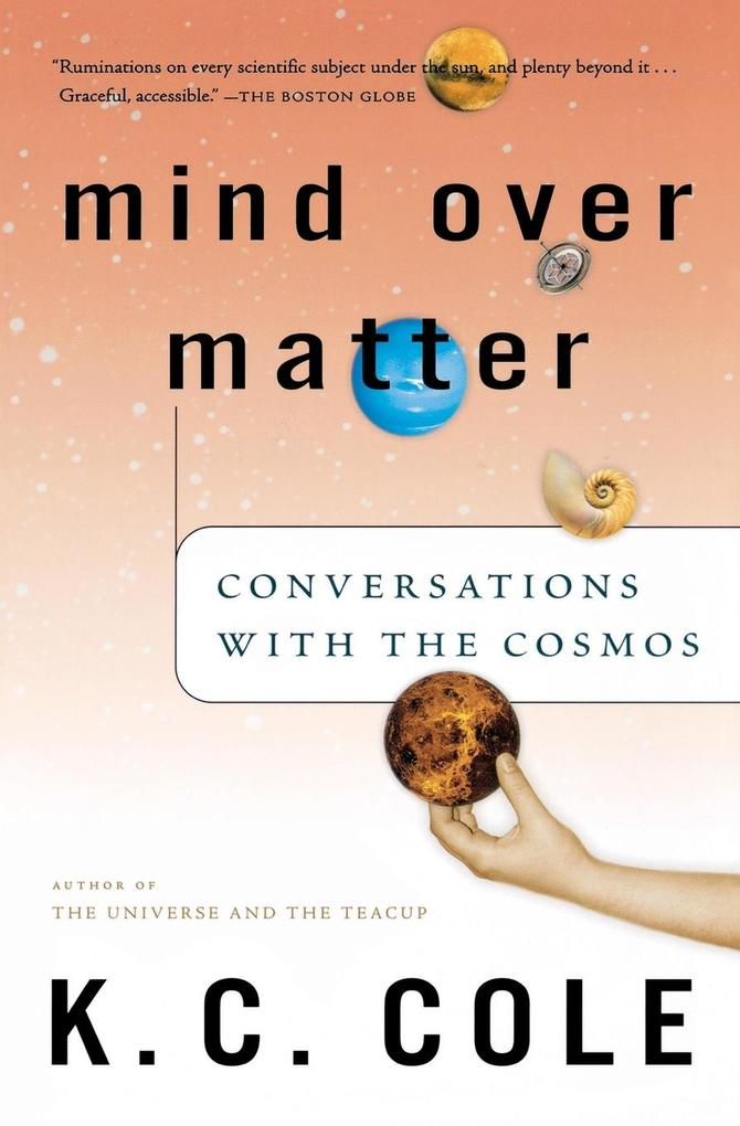 Mind Over Matter: Conversations with the Cosmos als Taschenbuch