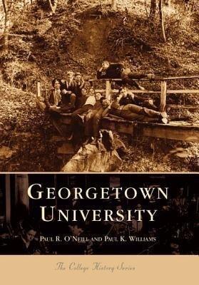 Georgetown University als Taschenbuch