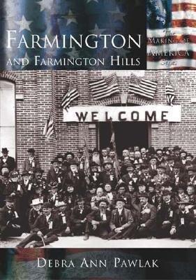 Farmington and Farmington Hills als Taschenbuch