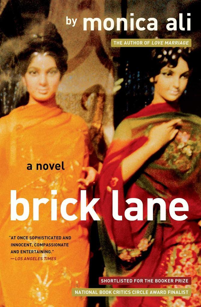 Brick Lane als Buch