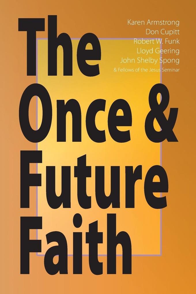 Once & Future Faith als Taschenbuch