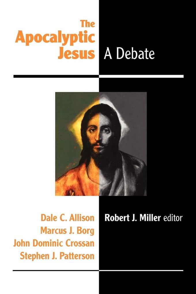 The Apocalyptic Jesus als Taschenbuch