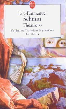 Theatre 2 Golden Joe/Variations/Libertin als Taschenbuch