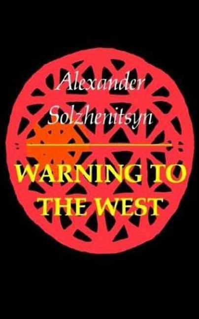 Warning to the West als Taschenbuch