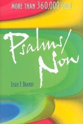 Psalms Now: Third Version als Buch