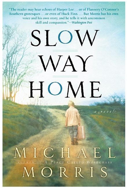 Slow Way Home als Taschenbuch