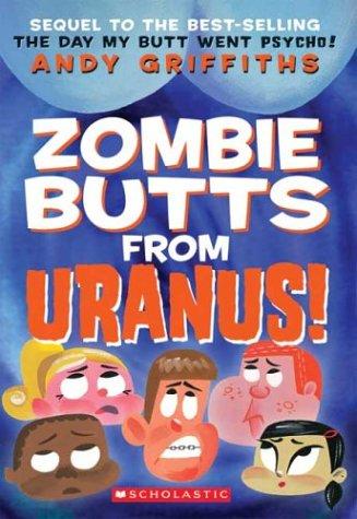 Zombie Butts from Uranus! als Taschenbuch
