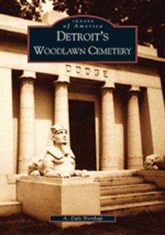 Detroit's Woodlawn Cemetery als Taschenbuch