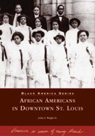 African Americans in Downtown St. Louis als Taschenbuch