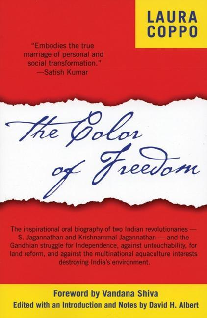 The Color of Freedom als Taschenbuch