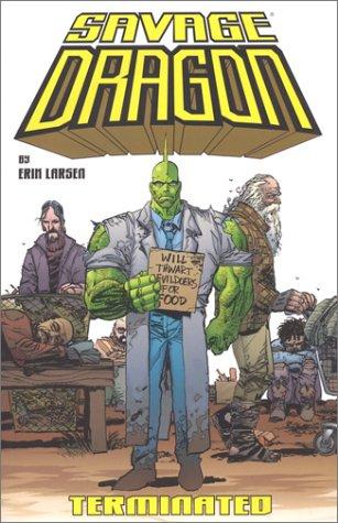 Savage Dragon Volume 8: Terminated als Taschenbuch
