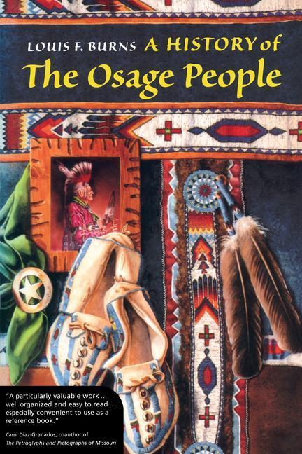 A History of the Osage People als Taschenbuch
