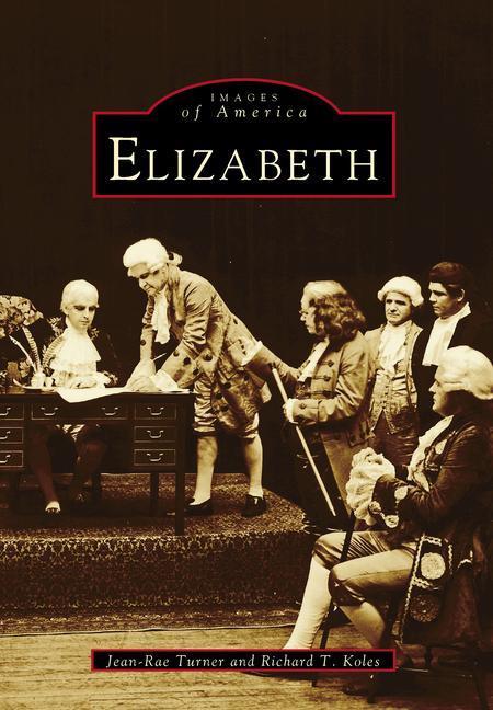 Elizabeth als Taschenbuch
