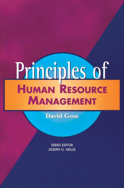 Principles of Human Resource Management als Buch