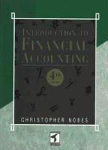 Introduction to Financial Accounting als Buch