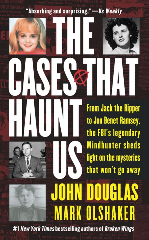 The Cases That Haunt Us als Taschenbuch