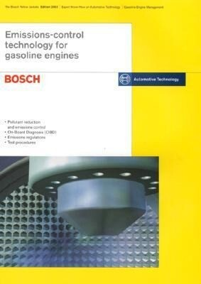 Emissions Control Technology for Gasoline Engines: Bosch Technical Instruction als Taschenbuch