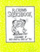 R. Crumb Sketchbook: Mid 1969 to End of '76 als Taschenbuch