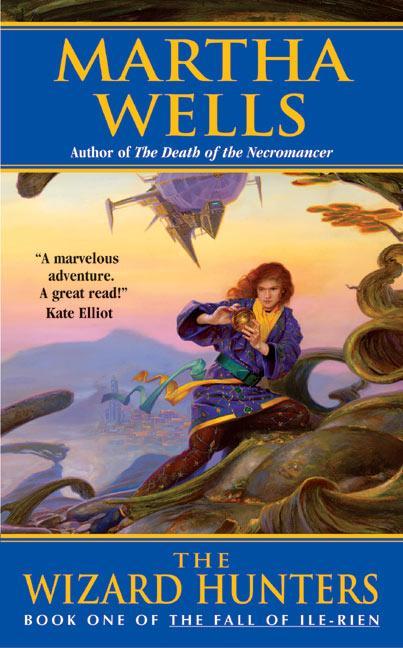 The Wizard Hunters: The Fall of Ile-Rien als Taschenbuch