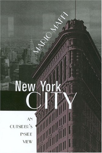 New York City: An Outsider's Inside View als Taschenbuch