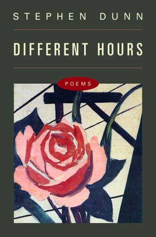 Different Hours: Poems als Buch