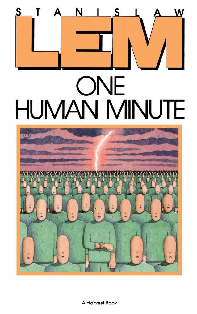 One Human Minute als Taschenbuch