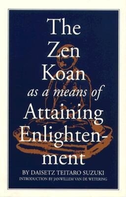Zen Koan as a Means of Attaining Enlightenment als Taschenbuch