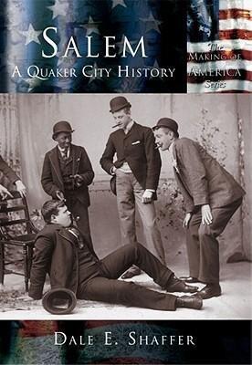 Salem:: A Quaker City History als Taschenbuch