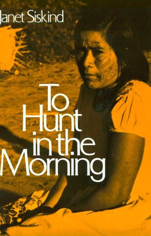 To Hunt in the Morning als Buch