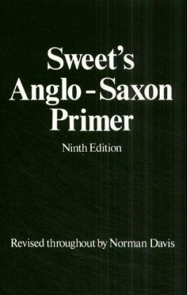 Sweet's Anglo-Saxon Primer als Buch