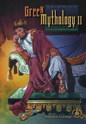 Tales of Greek Mythology II als Buch