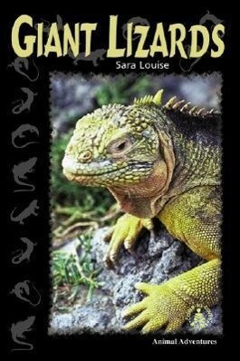 Giant Lizards als Buch