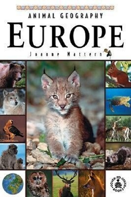 Animal Geography: Europe als Buch
