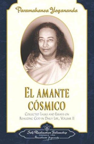 EL AMANTE COSMICO als Taschenbuch