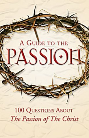A Guide to the Passion als Taschenbuch