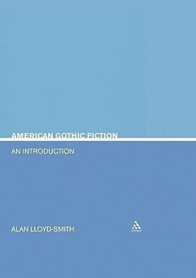 American Gothic Fiction als Buch