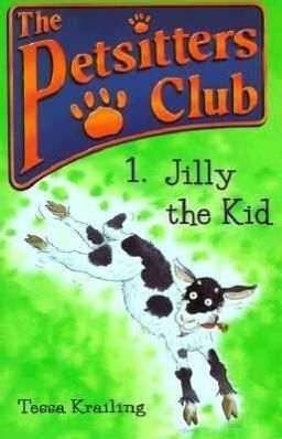 Jilly the Kid als Taschenbuch