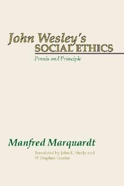 John Wesley's Social Ethics als Taschenbuch